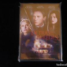 Cine: DETRAS DE LAS PAREDES - DVD NUEVO PRECINTADO. Lote 107317251