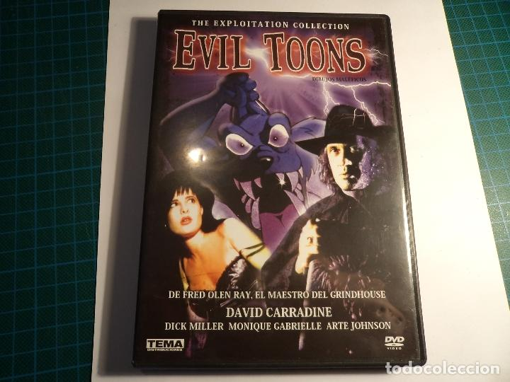 Evil Toons P 3 Sold Through Direct Sale 107356935