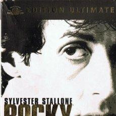 Cine: ROCKY ANTHOLOGIE SYLVESTER STALLONE (6 DVD). Lote 107391859