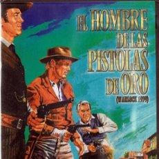 Cine: DVD EL HOMBRE DE LAS PISTOLAS DE ORO HENRY FONDA (PRECINTADO). Lote 107400427