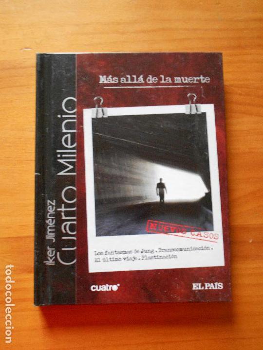 dvd + libro mas alla de la muerte - cuarto mile - Comprar Películas ...