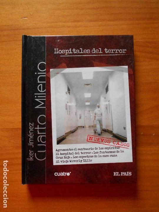 dvd + libro hospitales del terror - cuarto mile - Kaufen Filme auf ...