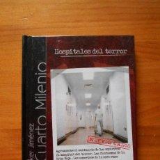 dvd + libro hospitales del terror - cuarto mile - Comprar Películas ...