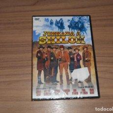 Cine: JORNADA A SHILOH DVD JAMES CAAN HARRISON FORD NUEVA PRECINTADA. Lote 151721272