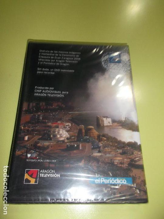 Cine: EXPOSICION ZARAGOZA 2008 CLAUSURA PRECINTADA - Foto 2 - 107519683
