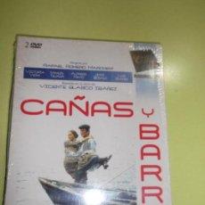 Cine: CAÑAS Y BARRO 2DVD PRECINTADA. Lote 107519915