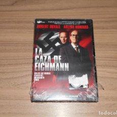 Cine: LA CAZA DE EICHMANN DVD ROBERT DUVALL NAZIS NUEVA PRECINTADA. Lote 191778107