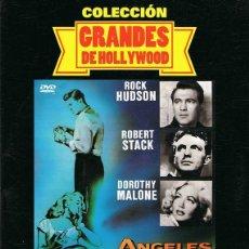 Cine: DVD ANGELES SIN BRILLO ROCK HUDSON . Lote 107577099