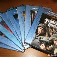 Cine: COLECCIÓN EL MEJOR CINE DE HOLLYWOOD - PERIÓDICO EL MUNDO - 8 DVDS - 2010 - PRECINTADOS !!!. Lote 107630223