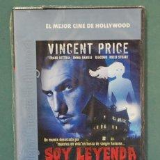 Cine: SOY LEYENDA. DIRECTOR SIDNEY SALKOW. DVD PRECINTADO. Lote 107637955