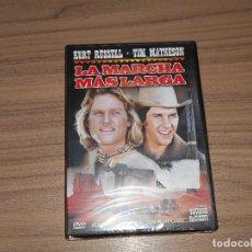 Cine: LA MARCHA MAS LARGA DVD KURT RUSSELL TIM MATHESON NUEVA PRECINTADA. Lote 107826539