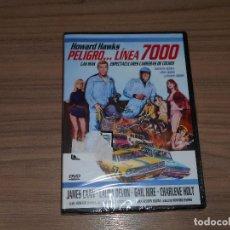 Cine: PELIGRO LINEA 7000 DVD JAMES CAAN NUEVA PRECINTADA. Lote 293755023