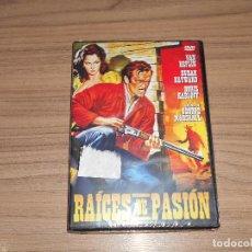 Cine: RAICES DE PASION DVD VAN HEFLIN SUSAN HAYWARD BORIS KARLOFF NUEVA PRECINTADA. Lote 278408893