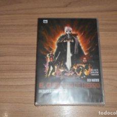 Cine: EL GUERRERO DE HIERRO DVD MILES O'KEEFFE NUEVA PRECINTADA. Lote 183995440