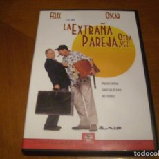 Cine: LA EXTRAÑA PAREJA OTRA VEZ : DVD COMO NUEVA. Lote 107738943