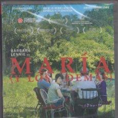 Cine: MARÍA (Y LOS DEMÁS) PELÍCULA DVD 2017 NELY REGUERA EDICIÓN ESPECIAL PARA MIEMBROS DE LA ACADEMIA. Lote 107777047