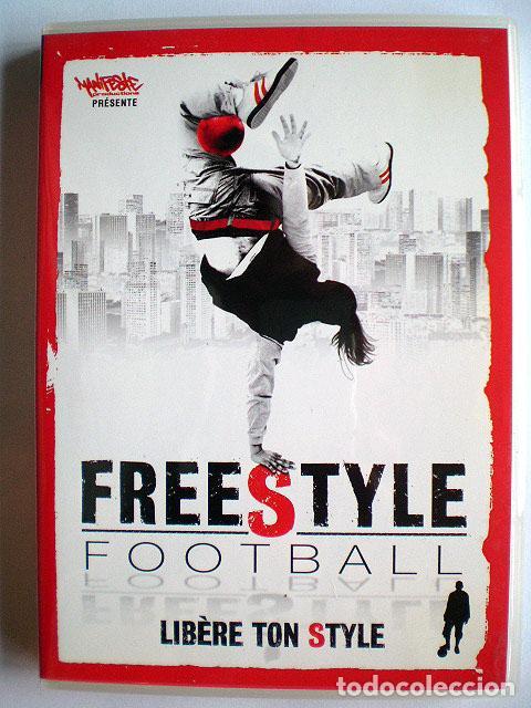 Cine: Lote 4 DVD football fútbol freestyle komball: Abbas Farid, Billy Wingrove, Paul Woody Wood, etc - Foto 2 - 107785879