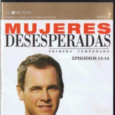 Cine: MUJERES DESESPERADAS. PRIMERA TEMPORADA. EPISODIOS 13-14. Lote 107807275