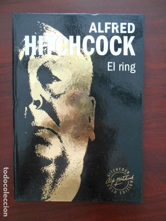 DVD + LIBRO EL RING - ALFRED HITCHCOCK GOLD EDITION (8D) (Cine - Películas - DVD)