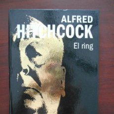 Cine: DVD + LIBRO EL RING - ALFRED HITCHCOCK GOLD EDITION (8D). Lote 107895103