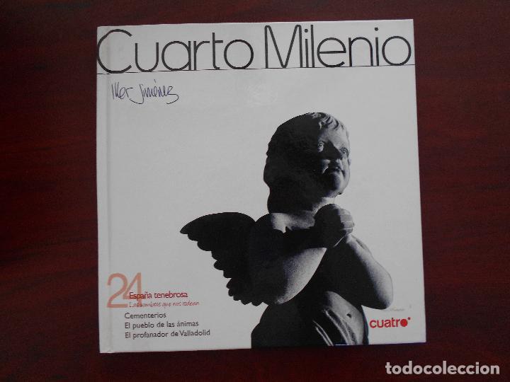 dvd + libro españa tenebrosa - cuarto milenio 2 - Comprar Películas ...