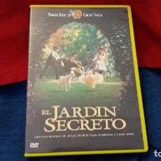 Cine: DVD EL JARDÍN SECRETO. Lote 107899871