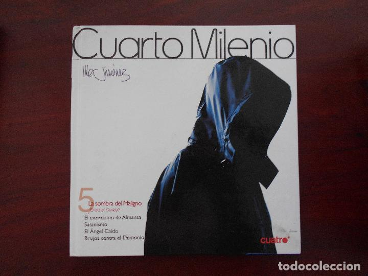 Dvd + libro la sombra del maligno - cuarto mile - Vendido en ...