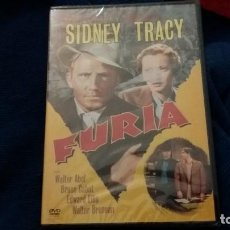 Cine: DVD PRECINTADO FURIA SPENCER TRACY. Lote 108210819