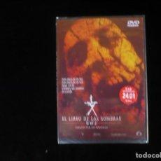 Cine: EL LIBRO DE LAS SOMBRAS BW2 - DVD NUEVO PRECINTADO. Lote 108251987