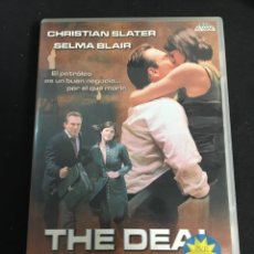 Cine: THE DEAL ( DVD PROCEDENTE VIDEOCLUB ). Lote 108262244