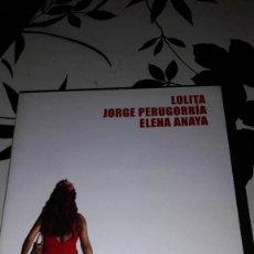 Cine: DVD RENCOR - LOLITA - CINE ESPAÑOL - DESCATALOGADA. Lote 108266955
