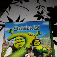 Cine: DVD SHREK 2 - PELICULA INFANTIL. Lote 146942233