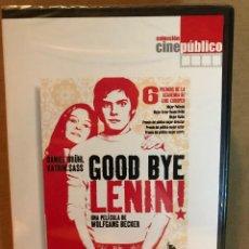 Cine: GOOD BYE LENIN !, - CON DANIEL BRÜHL Y KATRIN SASS - [NUEVA PRECINTADA]. Lote 215282332