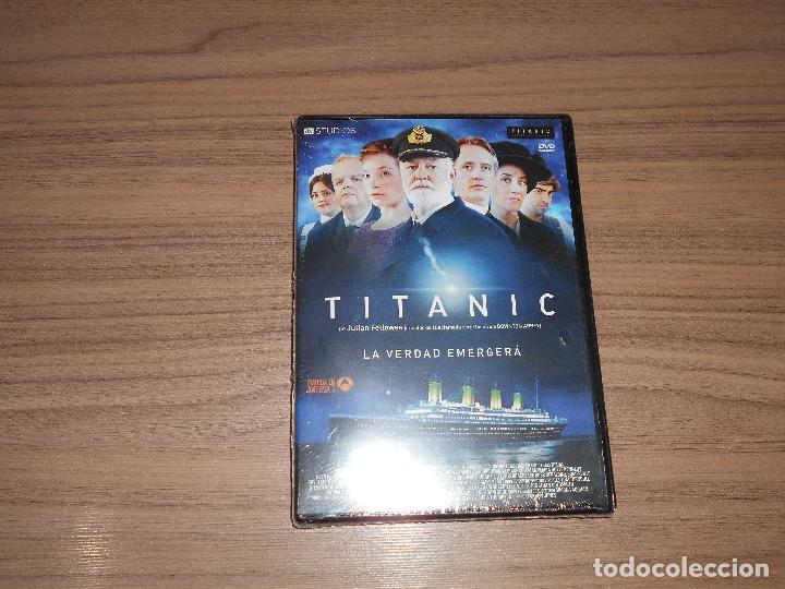 TITANIC DVD 167 MIN. DE JULIAN FELLOWES NUEVA PRECINTADA (Cine - Películas - DVD)
