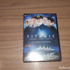Cine: TITANIC DVD 167 MIN. DE JULIAN FELLOWES NUEVA PRECINTADA. Lote 262547810