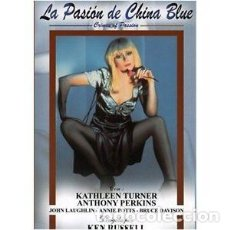 Cine: LA PASION DE CHINA BLUE. Lote 108721799