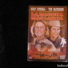 Cine: LA MARCHA MAS LARGA - DVD NUEVO PRECINTADO. Lote 108732987