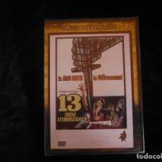 Cine: 13 CHICAS ATERRORIZADAS - DVD NUEVO PRECINTADO. Lote 179095263