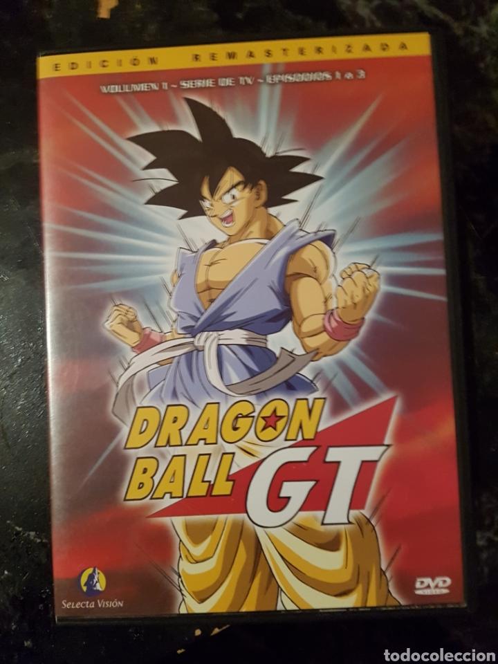 DRAGONBALL GT DVD NUMERO 1 (Cine - Películas - DVD)