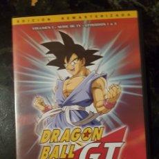 Cine: DRAGONBALL GT DVD NUMERO 1. Lote 108764294