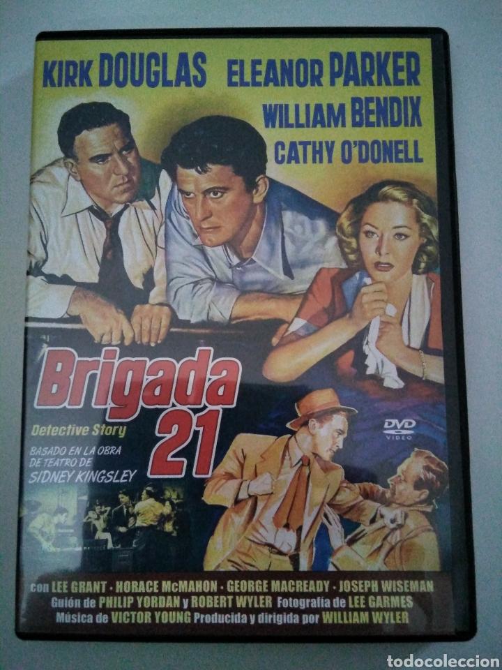 BRIGADA 21 (Cine - Películas - DVD)