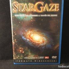 Cine: STARGAZE - DVD DOCUMENTAL. Lote 108810896