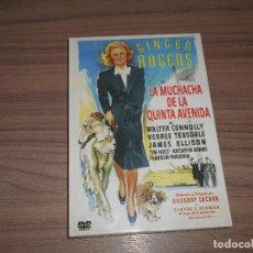 Cine: LA MUCHACHA DE LA QUINTA AVENIDA DVD GINDER ROGERS NUEVA PRECINTADA. Lote 110259955