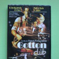 Cine: DVD PELÍCULA COTTON CLUB. Lote 108877799