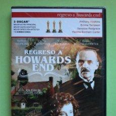 Cine: DVD PELÍCULA REGRESO A HOWARDS END. Lote 108877883