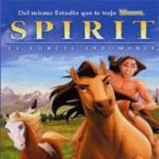 Cine: SPIRIT - EL CORCEL INDOMABLE - DVD . Lote 108878303