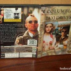 Cine: TAXI DRIVER - ROBERT DE NIRO - DIRIGIDA POR MARTIN SCORSESE - DVD . Lote 108899891