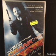 Cine: CRANK - DVD. Lote 108904311