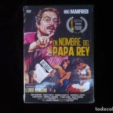 Cine: EN NOMBRE DEL PAPA REY - DVD NUEVO PRECINTADO. Lote 179553356