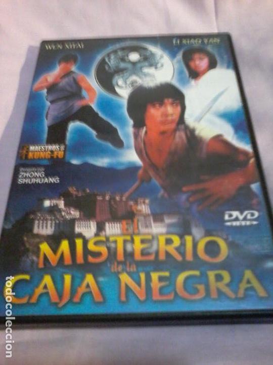DVD BRUCE LEE ARTES MARCIALES MISTERIO DE LA CAJA NEGRA KUNG FU (Cine - Películas - DVD)